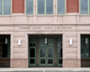 Fort Worth Divorce Clients Usually File at the Tarrant County Family Law Center